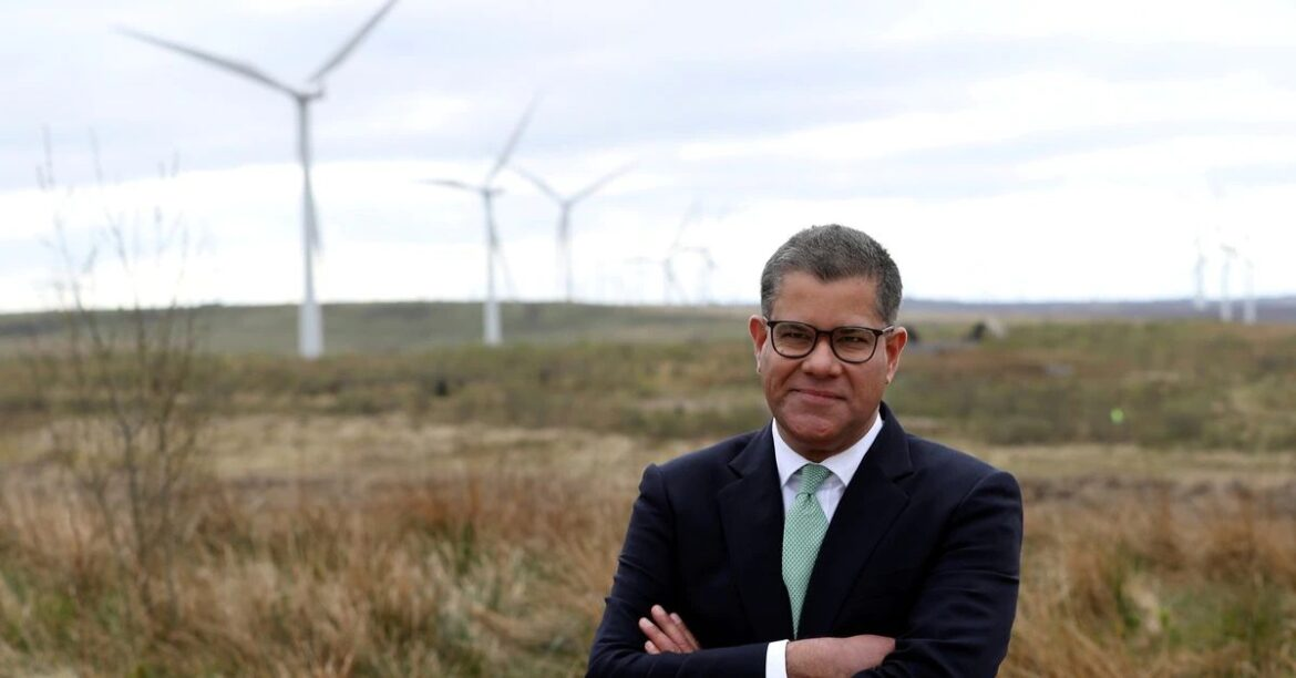 UK climate tsar urges companies to join 'Race to Zero' campaign