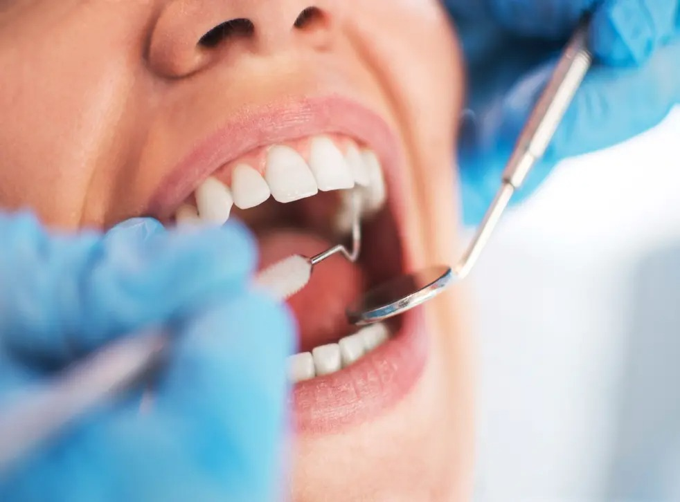 Dentist claims they can tell if you're pregnant just by looking at your mouth