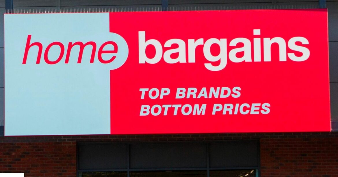 Home Bargains jokes it wants to change its name after a comment from a shopper