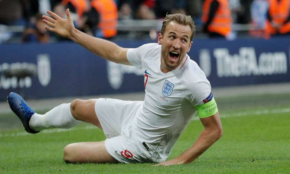 Harry Kane and the beer garden that made England his No 1 priority
